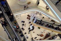 中央百货大楼在Kyiv,乌克兰 免版税库存图片