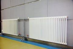 中央系统暖气 免版税库存照片