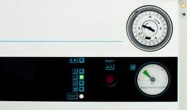 中央系统暖气 库存例证