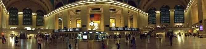 中央驻地纽约 免版税图库摄影
