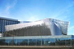 中央驻地,瑞典 免版税库存照片