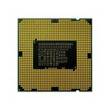 中央cpu处理器 库存图片