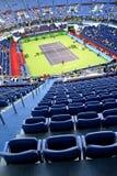 中心上海网球 免版税库存照片