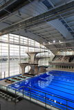 中心东方上海体育运动 图库摄影