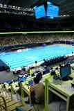 中心东方上海体育运动 库存照片