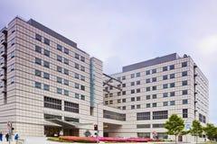 中心医疗里根・罗纳德加州大学洛杉&# 库存图片