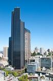 中心哥伦比亚西雅图 免版税库存图片