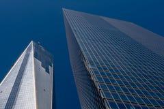 中心商业世界 免版税库存照片
