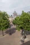 中心城市哈莱姆 免版税库存照片