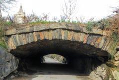 中心城市新的公园约克 图库摄影