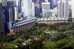 中心常规吉隆坡 免版税图库摄影