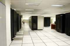 中心数据 免版税库存照片