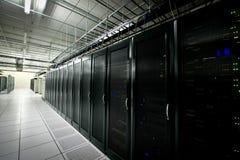 中心数据 免版税库存图片