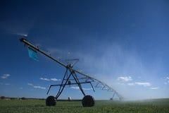 中心枢轴灌溉2 库存图片