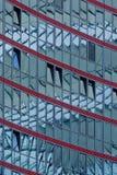 中心现代办公室索尼 免版税库存图片
