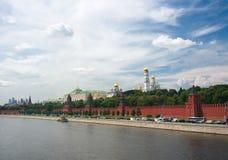 中心莫斯科 免版税库存照片