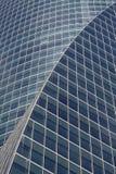 中心财务马德里 免版税库存照片