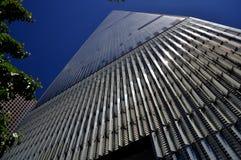 中心nyc一塔商业世界 库存图片