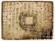 中文报纸封皮 免版税库存图片