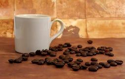 中断咖啡 免版税图库摄影