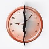中断时间 免版税库存图片