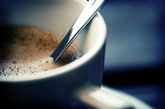 中断coffe 免版税图库摄影