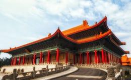 中正纪念堂的,台北, T国家戏院 库存照片