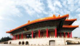 中正纪念堂的,台北, T国家戏院 库存图片