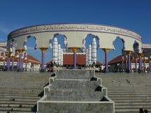 中爪哇省印度尼西亚盛大清真寺  免版税库存照片