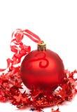 中看不中用的物品圣诞节红色 免版税库存图片