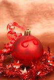 中看不中用的物品圣诞节红色 图库摄影
