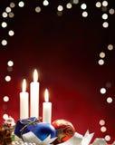 中看不中用的物品圣诞节 免版税图库摄影
