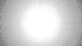 中间影调被加点的背景 半音作用传染媒介样式 Circ 皇族释放例证
