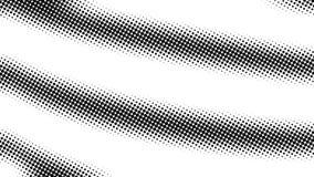 中间影调许多小点,计算机生成的抽象背景,3D回报与错觉作用的背景 向量例证