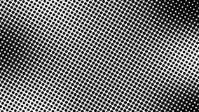 中间影调许多小点,计算机生成的抽象背景,3D回报与错觉作用的背景 库存例证