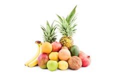 丰富多样的果子 库存图片