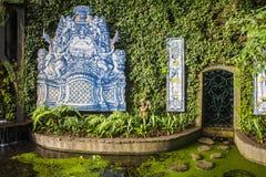 丰沙尔,马德拉岛海岛,葡萄牙。 免版税库存照片