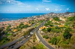 丰沙尔,马德拉岛海岛,葡萄牙 免版税库存图片