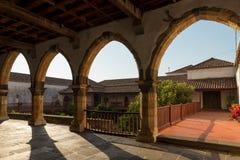 丰沙尔,马德拉岛,葡萄牙- 2017年9月9日:圣克拉拉 库存图片