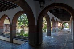 丰沙尔,马德拉岛,葡萄牙- 2017年9月9日:圣克拉拉 库存照片
