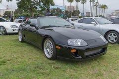 丰田在上1997年在显示 免版税图库摄影