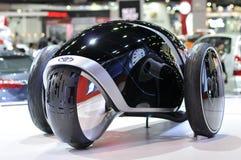丰田FV2在第35个曼谷国际汽车展示会的概念汽车2014年 免版税库存照片