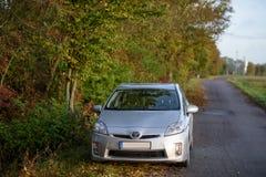 丰田Prius 2010年 库存照片