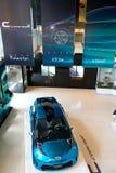 丰田Prius C概念 图库摄影