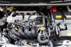 丰田Ractis日本版本2014年引擎 库存图片