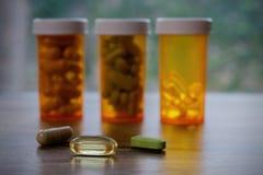 丰盛抗氧剂 免版税图库摄影