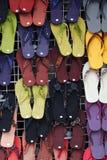 丰盛拖鞋 免版税图库摄影