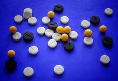 临床抗生素 免版税图库摄影