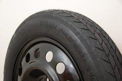 临时轮胎 免版税库存图片