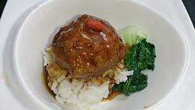 丸子米 免版税库存图片